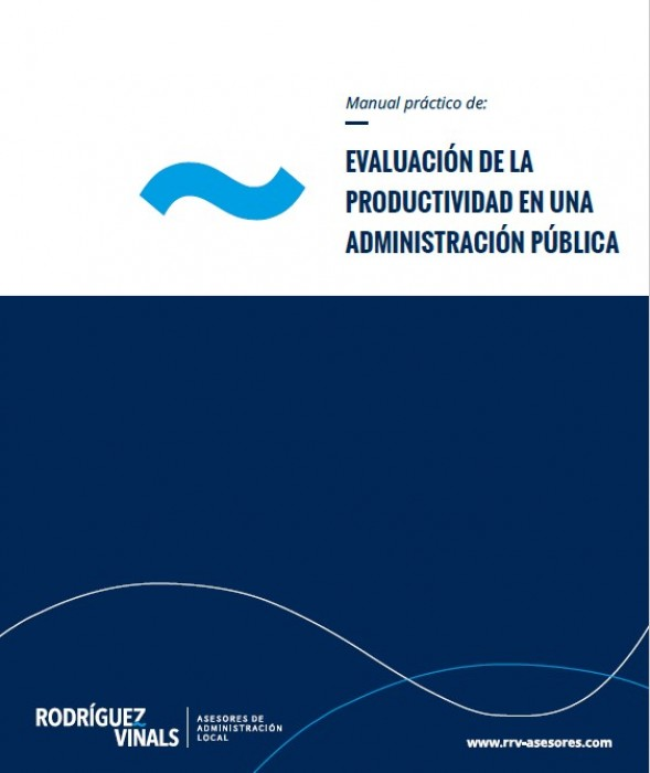 <p>EVALUACIÓN DE LA PRODUCTIVIDAD EN UNA ADMINISTRACIÓN PÚBLICA</p>