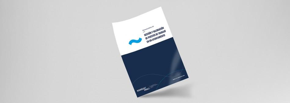 """Nueva edición (2019), de nuestro """"Manual de Gestión y Valoración de Puestos de Trabajo"""""""